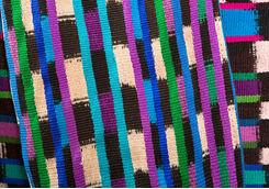 Traditional Tz'utujil textiles