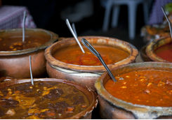 Traditional Guatemalan food