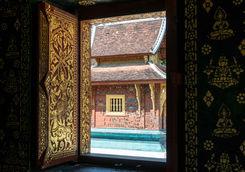 exterior wall mosaic