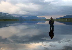 Flyfishing in Norway
