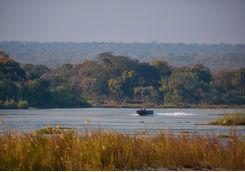 Mpala Jena boating