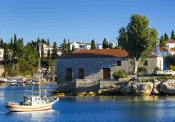 Spetses island