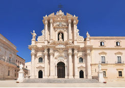 The Cathedral of Syracuse