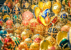 Eggs of Faberge Museum