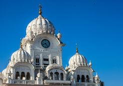 sikh gurdwara temple
