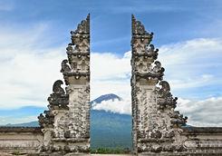 temple volcano