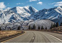 eastern sierras road
