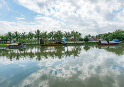 Hoi An water area