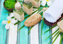 Spa and welness massage settings
