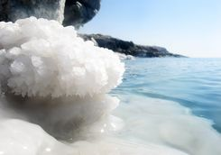 dead sea crystals