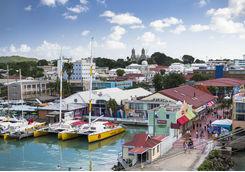 St John's Dock, Antigua