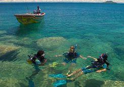 Kaya Maya scuba diving