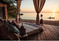 Kaya Maya deck lounge
