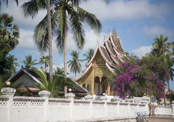 Royal Palace Luang Prabang