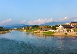 Vang Vieng Riverside