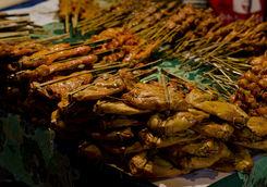 Street Food Vientiane