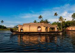 Keralan Style Boat