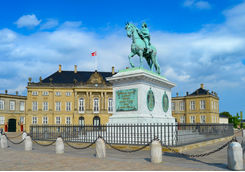 Amalienborg Palace