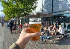 Beer in Copenhagen