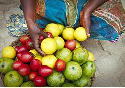 Fruits in Kigali