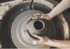 Ceramic making