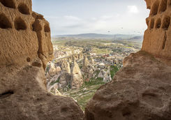 Cappadocia region