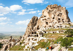 Uchisar Rock Castle