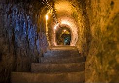 Tunnel in Cappadocia