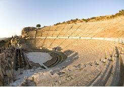 Ephesus Theatre in Izmir