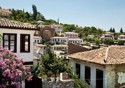 Medieval greek village of Sirince