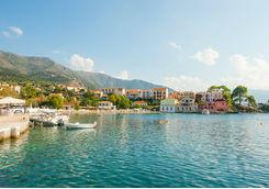 Assos Town Bay