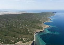 The Gallipoli peninsula
