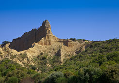 The Sphinx Hill near Gallipoli
