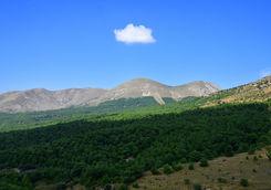 Hills in Gallipoli