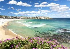 Bondi beach in Sydney