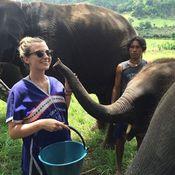 Clare, Chang Mai Thailand