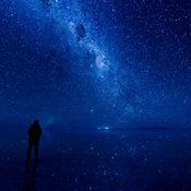 Salt flats stars