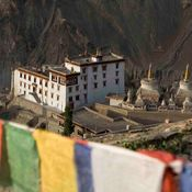 Ladakh views, India