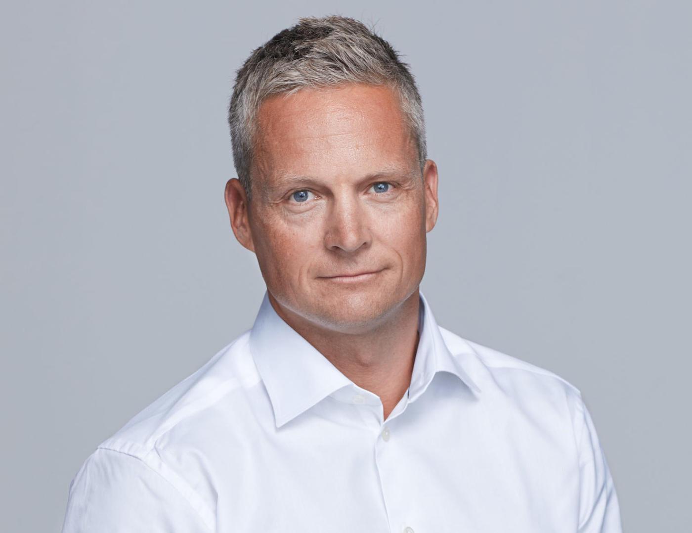 Henrik Sollie CEO