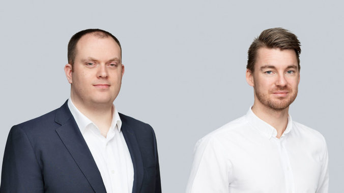 Pipeotech new hires Peter and Christoffer V2