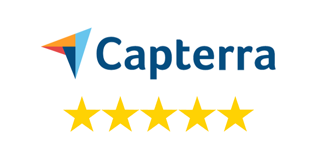 Capterra with ratings
