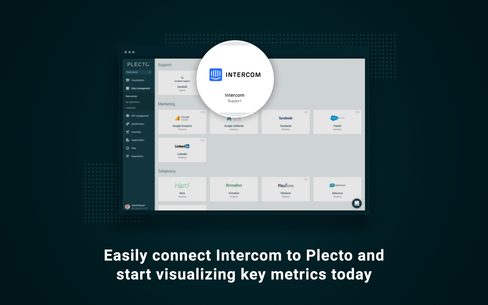 Intercom Datasource