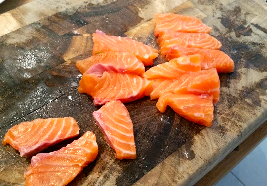 Save A Small Fortune - How To Make Your Own Sashimi
