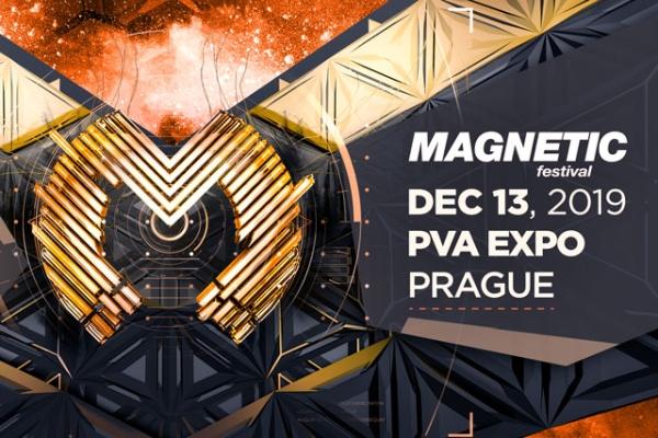 Šestnáctá edice jednoho z největších indoor tanečních festivalů ve střední Evropě proběhne v pátek 13. prosince 2019, Darren Styles, QUINTINO a další