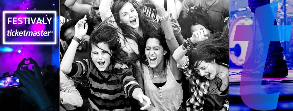 Festivaly s Ticketmaster. Nakupte u nás vstupenky nejen na letní a hudební festivaly. Rockové festivaly, festivaly vážné hudby, divadelní festivaly a festivaly pro děti