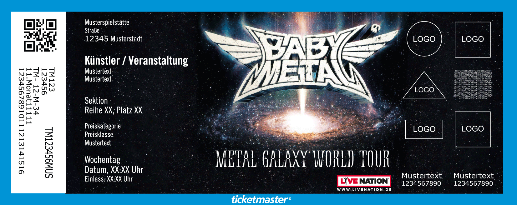 Babymetal Tour 2020.Ticket Information For The Europe 2020 Tour Babymetal News