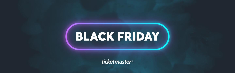Ticketmaster Black Sale