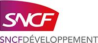 Logo sncf développement