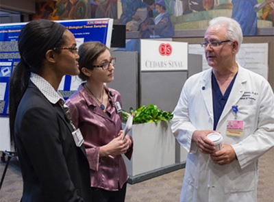 Cedars-Sinai Helps a Future Physician Grow From Cradle to