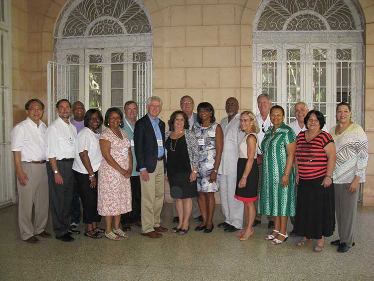 AASCU 2015 Presidential Delegation to Cuba